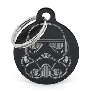 Placa para perro - Stormtrooper