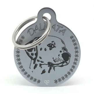 Placa raza perro - Dálmata
