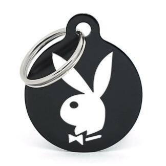 Placa para perro - Playboy