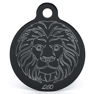 Llavero signo zodiaco leo
