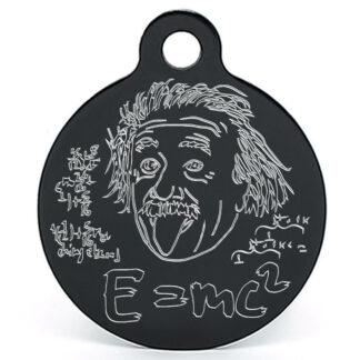 Llavero ciencia Einstein